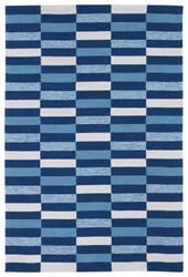 Kaleen Matira Mat03-17 Blue Area Rug
