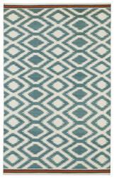 Kaleen Nomad Nom04-78 Turquoise Area Rug