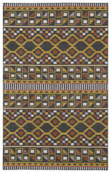 Kaleen Nomad Nom08-38 Charcoal Area Rug