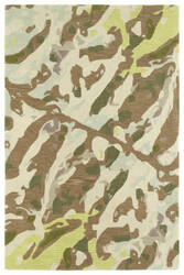 Kaleen Pastiche Pas01-82 Light Brown Area Rug