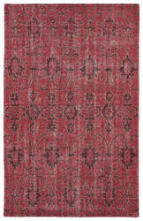 Kaleen Restoration Res01-25 Red Area Rug