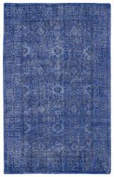 Kaleen Restoration Res04-17 Blue Area Rug