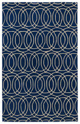 Kaleen Revolution Rev02-22 Navy Area Rug