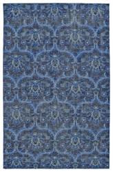 Kaleen Relic Rlc03-17 Blue Area Rug