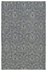 Kaleen Relic Rlc03-68 Graphite Area Rug