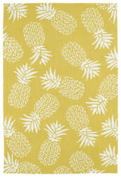 Kaleen Sea Isle Sea11-05 Gold Area Rug
