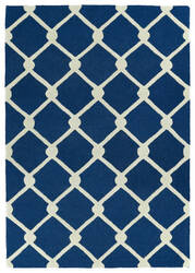 Kaleen Spaces Spa01-22 Navy Area Rug