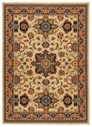 Karastan English Manor Manchester Ivory Area Rug