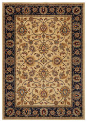 Karastan English Manor Oxford Ivory Area Rug