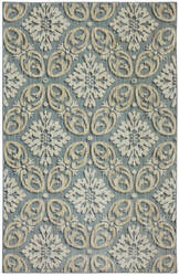 Karastan Euphoria Findon Bay Blue Area Rug