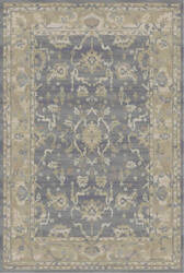 Karastan Euphoria Liffey Willow Grey Area Rug