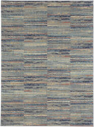 Karastan Intrigue Ruse Blue Area Rug