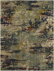 Karastan Decollage Tempera Multi Area Rug