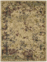 Karastan Decollage Montage Multi Area Rug