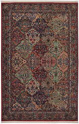 Karastan Original Karastan Panel Kirman Multi 717 Area Rug