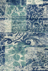 Kas Allure 4062 Blue / Green Area Rug