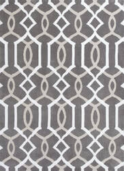 KAS Allure 4081 Taupe Gramercy Area Rug