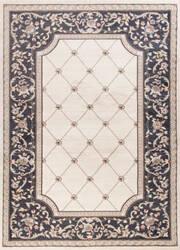 Kas Avalon 5614 Ivory - Grey Area Rug