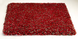 Kas Bliss 1584 Red Heather Area Rug