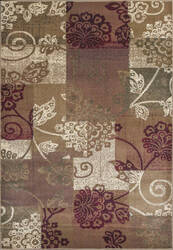 KAS Cambridge 7359 Multicolor Delaney Area Rug