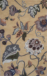 Kas Coral 4165 Gold Area Rug