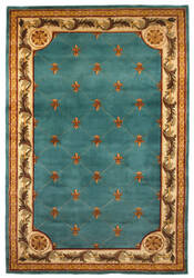Kas Jewel 0305 Wedgewood Blue Area Rug