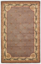 Kas Jewel 0314 Taupe Area Rug