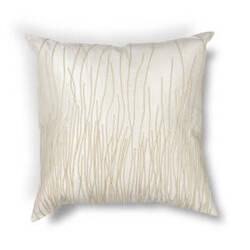 Kas Simplicity Pillow L188 Ivory