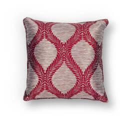 Kas Elegance Pillow L239 Red