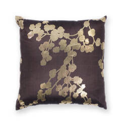 Kas Pillow L296 Chocolate