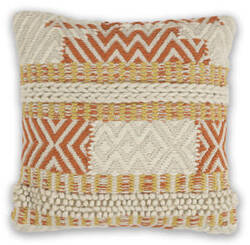 Kas Pillow L335 Ivory