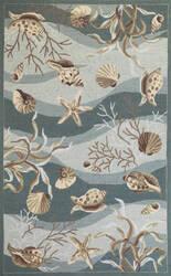 Kas Sonesta 2003 Seafoam Area Rug