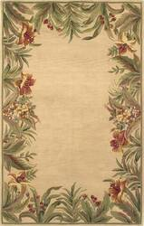 Kas Sparta Rainforest Ivory 3151 Area Rug