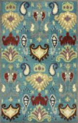 Kas Tapestry 6811 Blue Area Rug