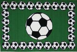 Fun Rugs Fun Time SOCCER TIME FT-94 Multi Area Rug