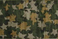 Fun Rugs Supreme Camouflage TSC-066 Multi Area Rug
