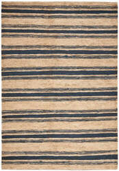 Ralph Lauren Cliff Stripe LRL3351B Harbor Area Rug