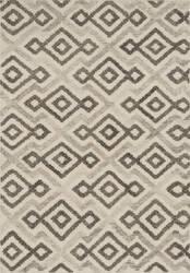 Loloi Akina AK-04 Ivory / Grey Area Rug