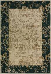 Loloi Ambrose AM-04 Beige-Black Area Rug
