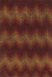 Loloi Boca Bh-05 Brown - Spice Area Rug