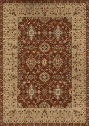 Loloi Elmwood Ew-05 Rust - Light Gold Area Rug