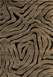 Loloi Enchant En-24 Smoke - Black Area Rug