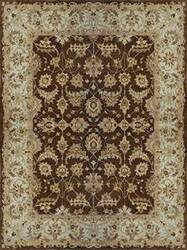 Loloi Elmwood EW-04 Brown-Ivory Area Rug