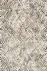 Loloi Folklore Fw-03 Ivory - Granite Area Rug
