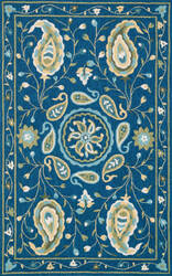 Loloi Francesca FC-53 Blue / Green Area Rug