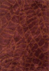 Loloi Garden Shag Gn-02 Red / Rust Area Rug