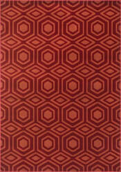 Loloi Goodwin GW-05 Red / Rust Area Rug