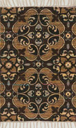 Loloi Aria AR-02 Brown / Gold Area Rug