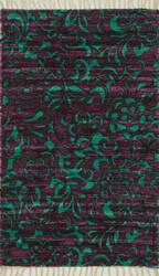 Loloi Aria AR-14 Purple / Turquoise Area Rug