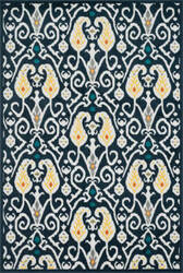 Loloi Catalina CF-07 Navy / Multi Area Rug